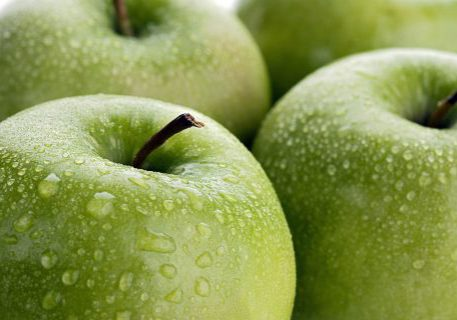 health (green apples)